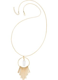 Collana lunga con pendente, bpc bonprix collection