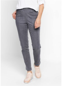 "Leggings in jeans ""Stretto"", bpc bonprix collection, Grigio denim"