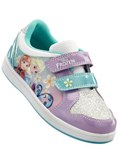 "Sneaker ""FROZEN"", bpc bonprix collection, Menta pastello / rosa"