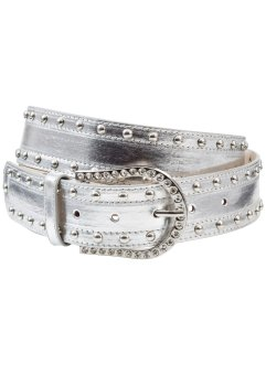 Cintura «Strass», bpc bonprix collection, Argento