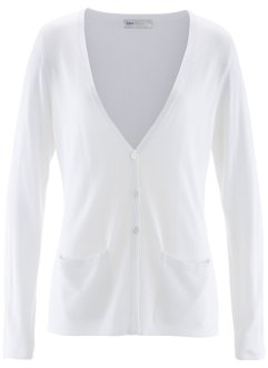 Cardigan, bpc selection, Bianco panna