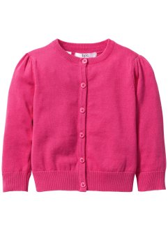 Cardigan, bpc bonprix collection, Fucsia scuro