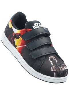 """STAR WARS"" Sneaker, bpc bonprix collection, Nero / rosso"