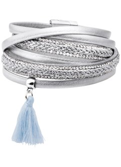 "Bracciale da attorcigliare ""Metallic"", bpc bonprix collection"