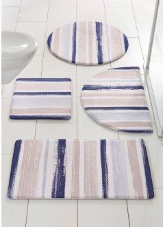 tappetino per bagno levin in memory foam