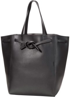 Borsa a trapezio, bpc bonprix collection, Nero