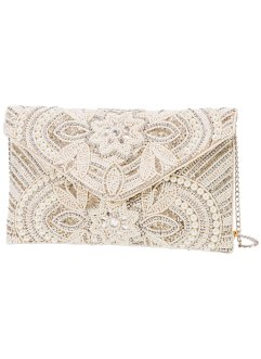 Pochette elegante, bpc bonprix collection, Crema