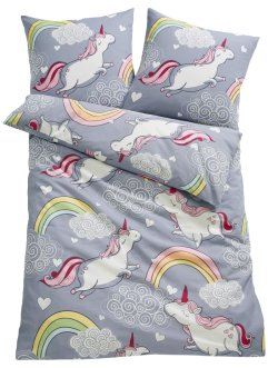 Biancheria da letto  con unicorni, bpc living bonprix collection
