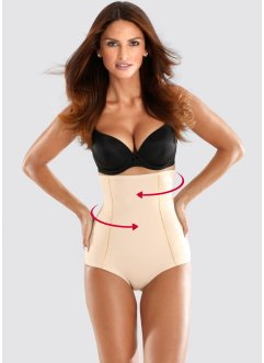 Slip modellante, bpc bonprix collection, Color nudo