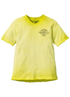 T-shirt sfumata, bpc bonprix collection, Lime
