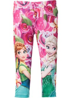 "Leggings ""FROZEN"", Disney, Fucsia con stampa ""FROZEN"""