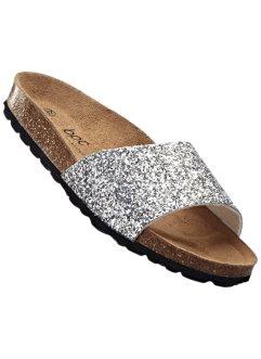 Pantofola (Grigio) - bpc bonprix collection Tienda De Descuento Precio Barato Falso Barato El Pago De Visa Envío Libre Pago Con Visa De Salida QWZIrMZcw