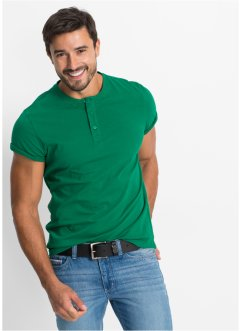 T-shirt (pacco da 3) regular fit, bpc bonprix collection, Arancione + menta + bianco