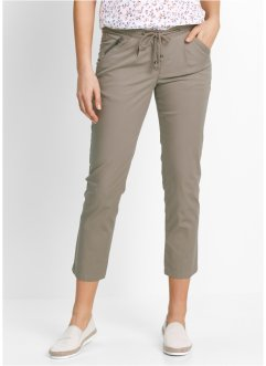 Pantaloni 7/8 con cerniere, bpc bonprix collection
