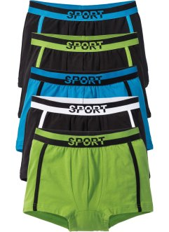 Boxer (pacco da 5), bpc bonprix collection