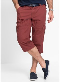 Pantalone cargo 3/4 loose fit, bpc selection