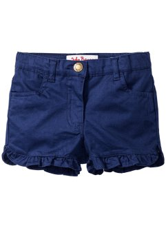 Shorts di jeans con ruches, John Baner JEANSWEAR