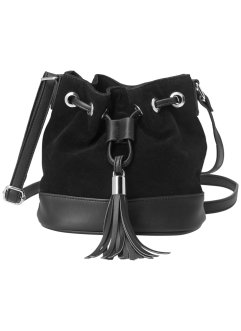 Mini borsa a sacchetto, bpc bonprix collection
