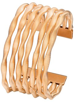 "Bracciale rigido ""Spirale"", bpc bonprix collection"