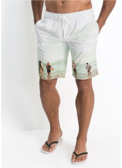 Bermuda da spiaggia regular fit, bpc bonprix collection