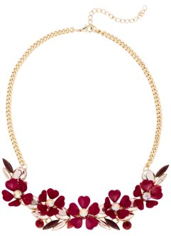 Collier con fiori, bpc bonprix collection