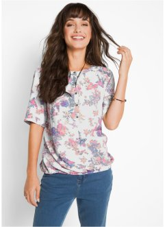 Blusa a mezza manica, bpc bonprix collection