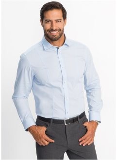Camicia slim fit, bpc selection