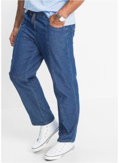 Pantalone con elastico classic fit straight, bpc bonprix collection