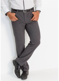 Pantalone in tecnofibra regular fit straight, bpc selection