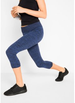 Leggings 3/4 senza cuciture per lo sport, bpc bonprix collection