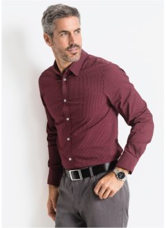 Camicia a manica lunga slim fit, bpc selection