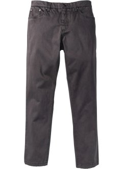Pantalone elasticizzato 5 tasche slim fit, bpc bonprix collection