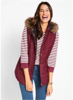 Gilet trapuntato leggero, bpc bonprix collection