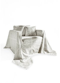 Copriletto con arabeschi, bpc living bonprix collection