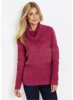 Pullover a collo alto, bpc selection