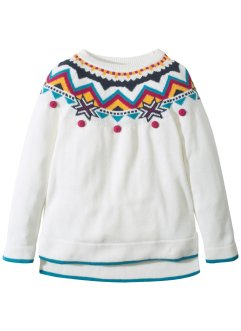 Pullover con motivi norvegesi, bpc bonprix collection