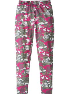Leggings in fantasia camouflage, bpc bonprix collection