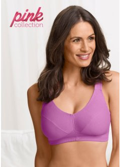 Reggiseno Pink Collection (pacco da 2), bpc bonprix collection