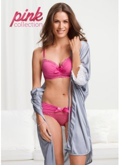 Reggiseno con strass Pink Collection, BODYFLIRT