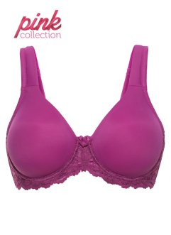 Reggiseno senza cuciture Pink Collection, bpc selection