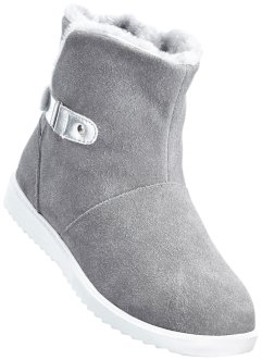 Stivaletto in pelle, bpc bonprix collection