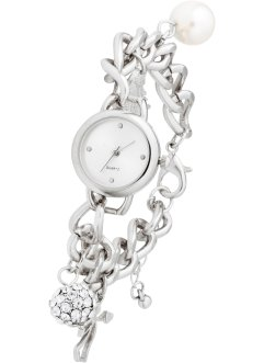 Orologio con charms, bpc bonprix collection