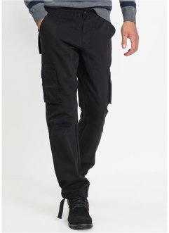 Pantalone cargo loose fit tapered, RAINBOW