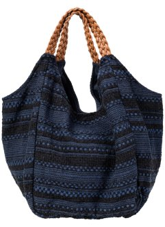 Borsa shopper in maglia, bpc bonprix collection