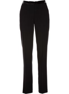 Pantalone con cinta in velluto, bpc selection