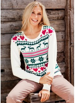 Pullover lungo, bpc bonprix collection