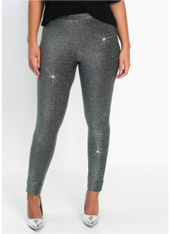 Leggings in lurex, BODYFLIRT