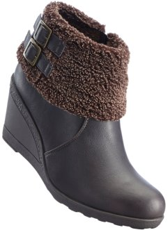 Stivaletto con zeppa, bpc bonprix collection