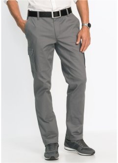 Pantalone termico regular fit straight, bpc bonprix collection