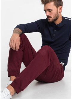 Pantalone in felpa slim fit, RAINBOW
